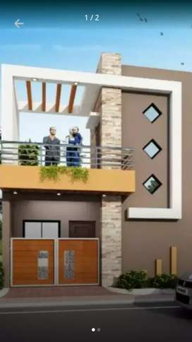 1000sqft, 2BHK VILLA IN OMAXE CITY-1 AB ROAD INDORE