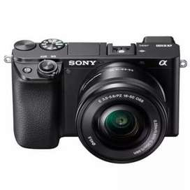 Sony A6100 16-50mm 3.5-5.6 OSS Mirrorless
