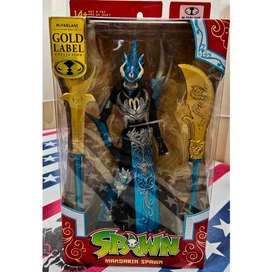 Spawn Mandarin - Mcfarlane - Gold label edition