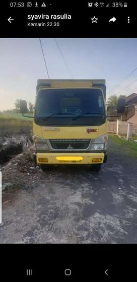 Mitsubishi canter ps 125 HD 2016