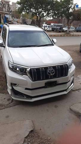 TOYOTA PRADO IN BEAUTIFUL CONDITION FOR SALE