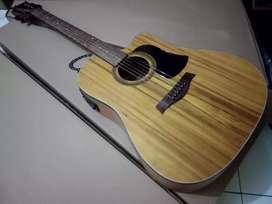 Gitar original camwood tuner digital