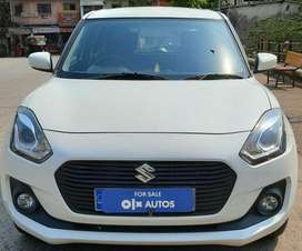 Maruti Suzuki Swift ZXI Plus, 2020, Petrol