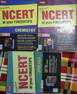 Ncert at fingertips combo NEET old 2013-14 Ed