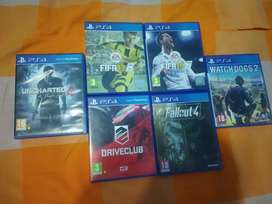 Ps4 games (playstation 4)