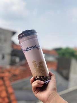Tumbler Starbucks Indonesia original