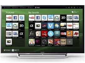LED Smart TV Sony 40 Inch Layar Bening Full HD No Minus Murah Meriah
