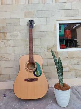 Gitar Akustik Elektrik CORT Model AD810E OP
