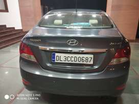 Hyundai Verna SX crdi