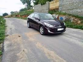 Hyundai Verna 1.6 SX VTVT Automatic, 2013, Petrol