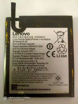 Battery in good condition