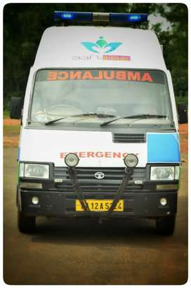 Tata Winger 2011 Diesel Well Maintained, Class AMBULANCE