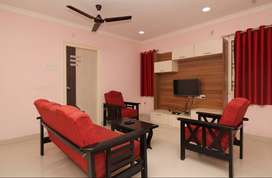 2 BHK Fully Furnished Flat for rent in Kondapur for ₹29600, Hyderabad