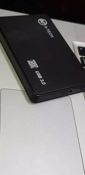 Portable hard disk One TB