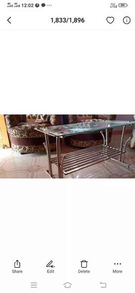 Dinning table or tea table available