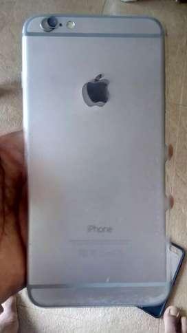 iPhone 6 plus 64 GB 83%  Battery Health
