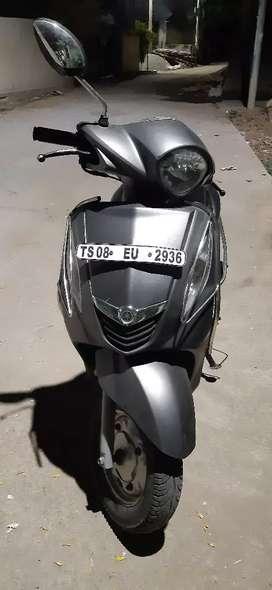 Yamaha fascino BSIII