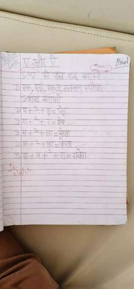 Looking for a lady Hindi teacher whose mother tongue is Hindi fr cl VI