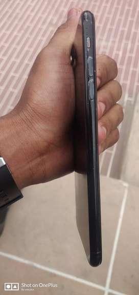 Iphone 7 plus black colour 128gb all over