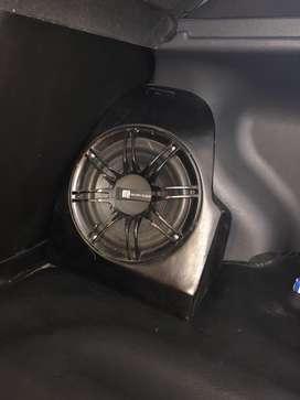 Subwoofer Speaker khusus brio