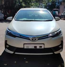 Toyota Corolla Altis VL, 2019, Petrol