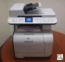 HP colour LaserJet cm2320mfp printer