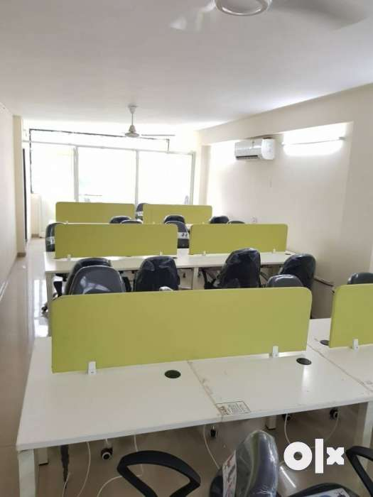 Fully furnished 55 seater 3 cabin office at vijay nagar 0