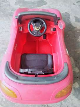Toy Car Electrical and Chargable