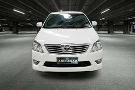 Toyota INNOVA REBORN V BSN Matic.Putih Super Duper aistimewa