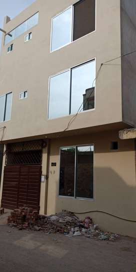 5 MARLA TRIPLE STORY HOUSE FOR SALE