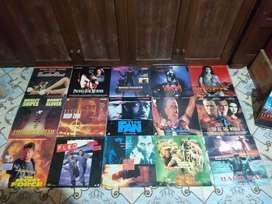 Laserdisc film film Action, Horror jg Terror
