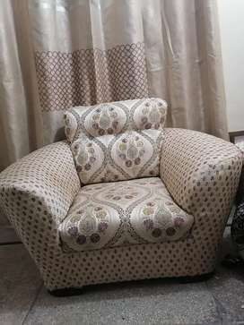 6 seater Sofa set for sale