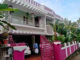 thrissur althuruthe 5 cent 4 bhk stylish villa