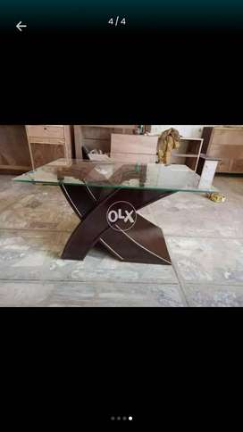 X shape table