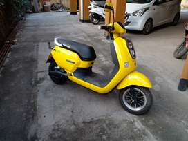 Okinawa Lite Electric Scooter only 1 month old.Save money on fuel cost