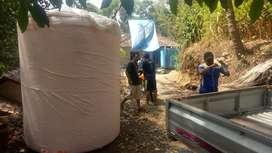 Raja tandon 5000 liter new88 asli hdpe tiga lapis