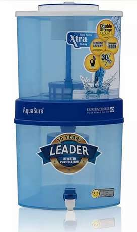 Eureka Forbes Aquasure xtra tuff 15 Ltr Gravity based  waterpurifier