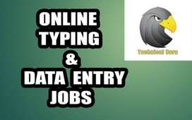 Simple Typing/ Data entry jobs / Form Filling - Part / Full Time jobs
