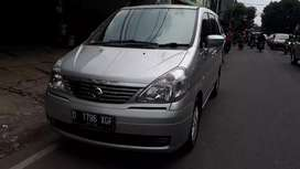 Nissan serena HWS km 80rb 2011 matic |2010 at