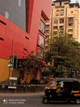 A 2bhk flat for sale in front of railway station
