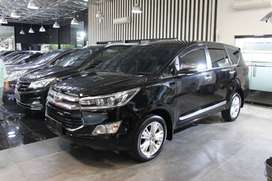 KM 22.000 Toyota Kijang Innova 2.4 Q MT Manual Solar Diesel 2016 Hitam