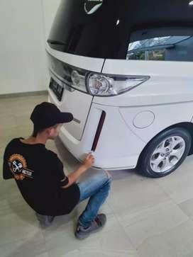 Perawatan mobil salon mobil nano ceramic coating paint protections