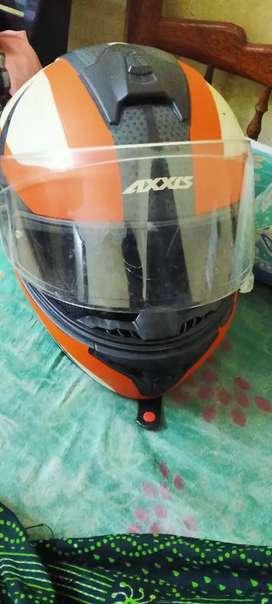 Axxis helmet