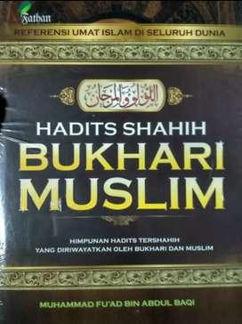 Promo Hadits Shahih Bukhari Muslim Original