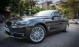 BMW 3 Series GT 320d Luxury Line, 2017, Diesel