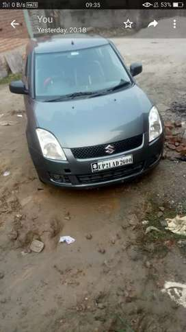 Suzuki swift 2010 model in mint condition