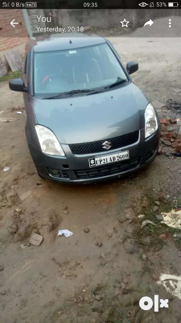 Suzuki swift 2010 model in mint condition 0