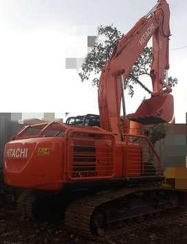 Jual Alat Berat Excavator Hitachi model ZX210F-5G Tahun 2014