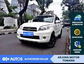 [OLX Autos] Daihatsu Terios 2014 1.5 TS Extra Bensin M/T Putih #Arjuna
