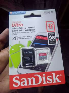 Sandisk 32gb micro sd card